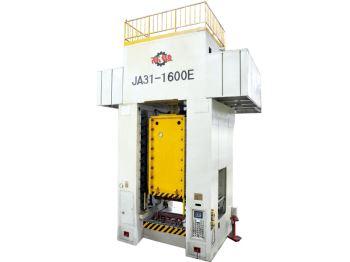 JA31-1600E型闭式单点压力机