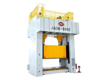 JA36-800E型闭式双点压力机